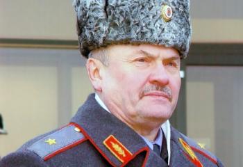 Филиппов Владимир Павлович г. Екатеринбург  Генерал  кандидат Асбеста 2016